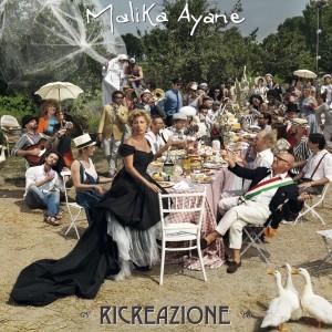 Malika Ayane, Ricreazione disco, inediti