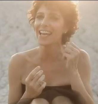 """giorgia,""""Quando una stella muore"""",video"""
