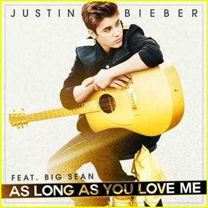 Justin Bieber, As Long As You Love Me, traduzione testo, video