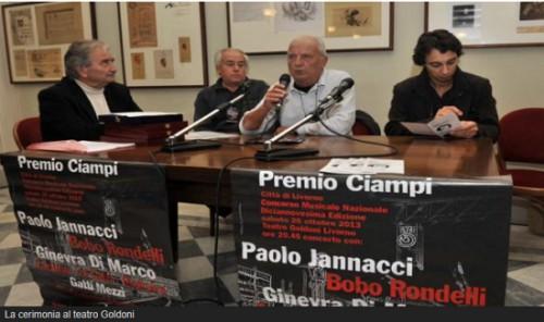 Premio, musica, d'autore , Piero Ciampi