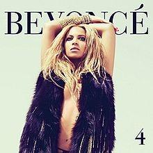 Beyoncè, 4, copertina, tracklist