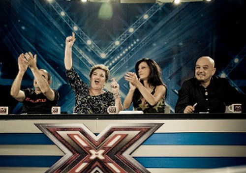 X factor musicasounds - Diva futura milly d abbraccio ...
