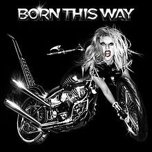 Lady Gaga, Born This Way, copertina, tracklist