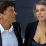 Gianni Morandi e Ivana Mrazova